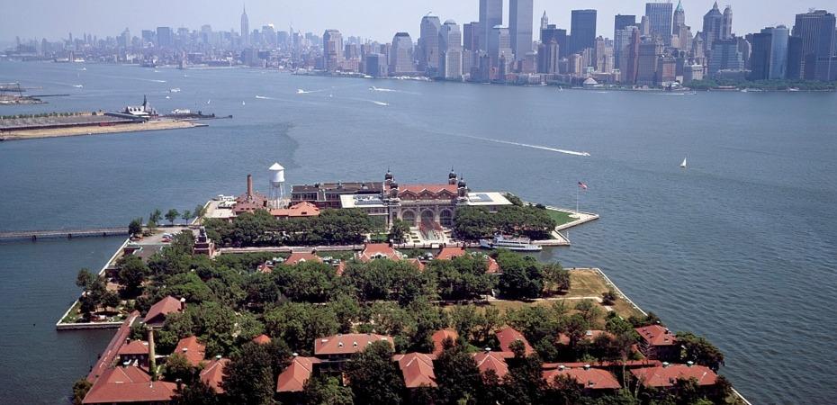 Ellis island immigration new York new Jersey