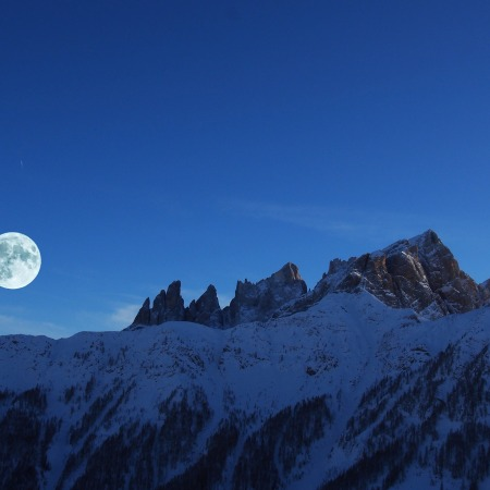 February Snow moon