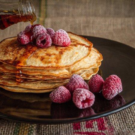 Easy healthy banana pancake recipe