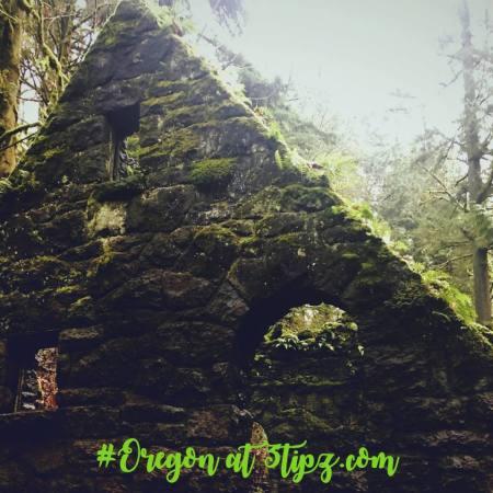 Oregon Witchs Castle Portland Witches Castle