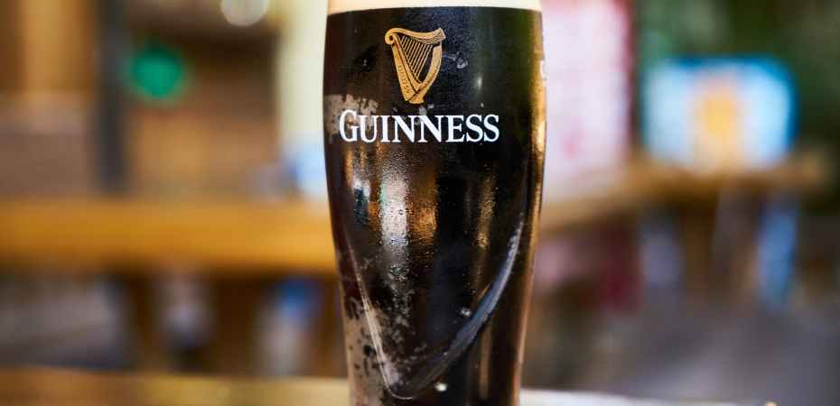 Guinness and Treacle Soda Bresd