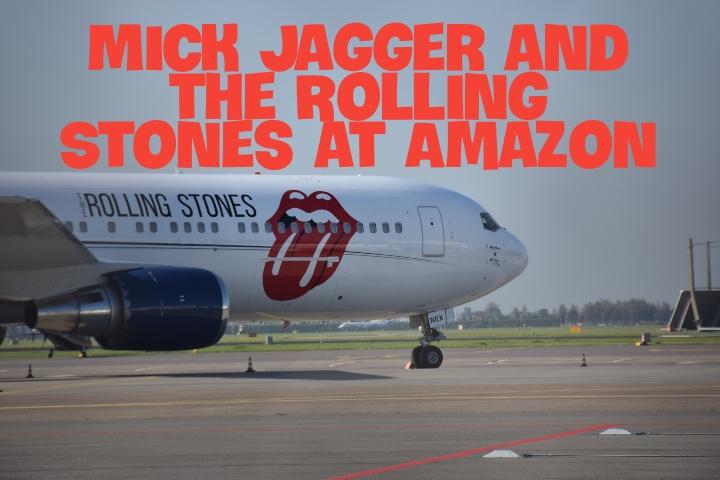 Rolling Stones American tour 1972 Tequilla Sunrise
