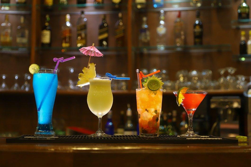 Bahama Mama Cocktail party