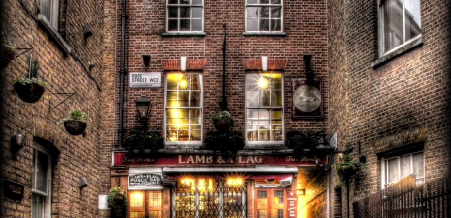 Covent Garden London Pubs