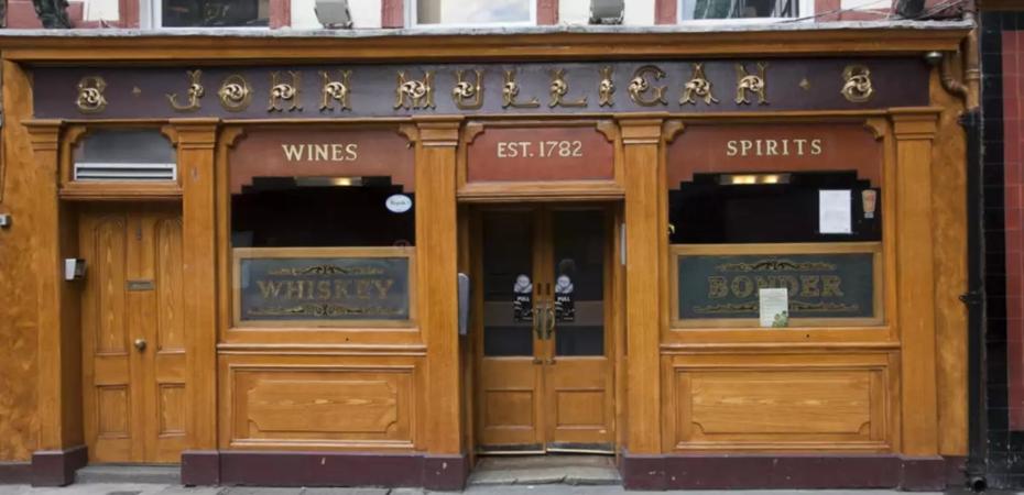 John Mulligan's Bar Dublin Ireland